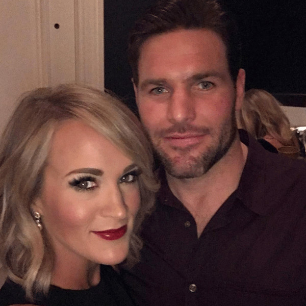 Carrie Underwood, Mike Fisher, New Year's Eve 2016